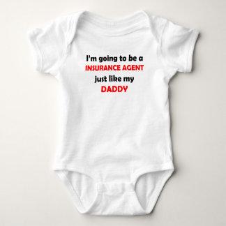 Insurance Agent Like My Daddy Shirts