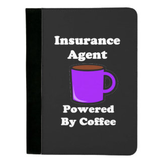 """Insurance Agent"" Powered by Coffee Padfolio"