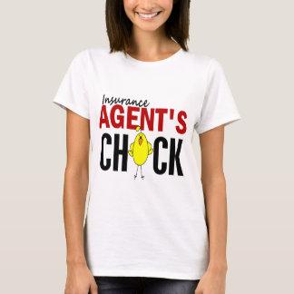 INSURANCE AGENT'S CHICK T-Shirt