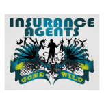 Insurance Agents Gone Wild Poster