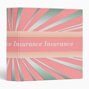 Personalize Your Own Insurance Binder - Stay Organized ...