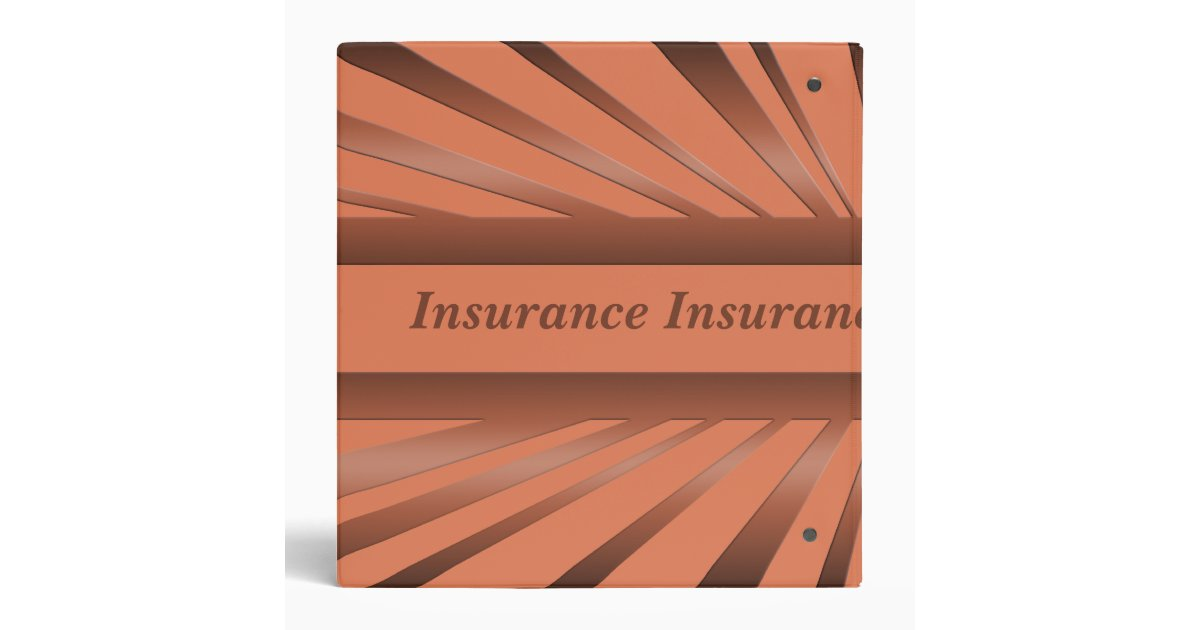 Insurance: Insurance Binder