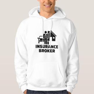 Insurance broker hoodie