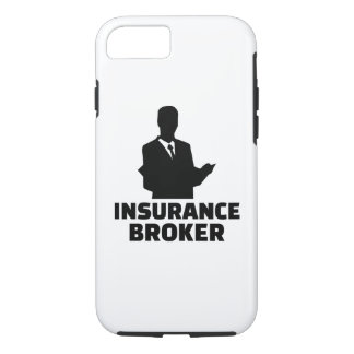 Insurance broker iPhone 7 case