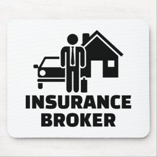 Insurance broker mouse pad