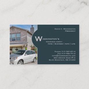 Insurance business cards 1900 insurance business card templates insurance business card colourmoves