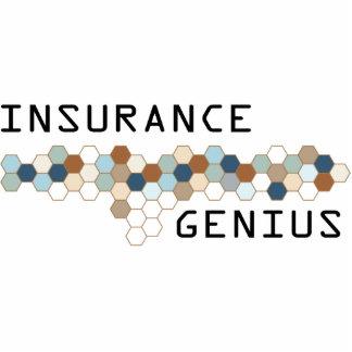 Insurance Genius Acrylic Cut Out