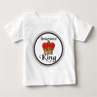 Insurance King Baby T-Shirt
