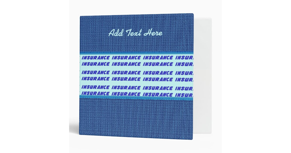 Insurance Policy: Insurance Policy Binder