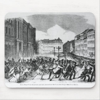 Insurrection in Berlin Mouse Pads