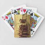 Insurrectionists polacos de la rebelión 1863 (acei baraja de cartas