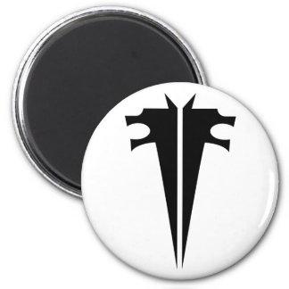 Insurrecto/imán del logotipo imán redondo 5 cm