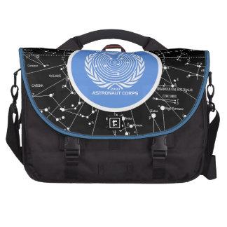 Int l Astronaut Corps Laptop Computer Bag
