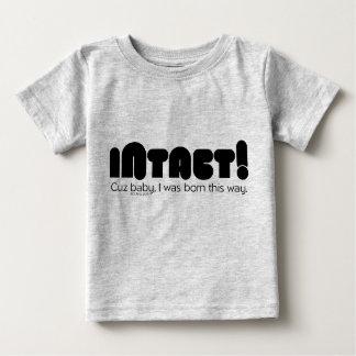 Intact! Baby T-Shirt