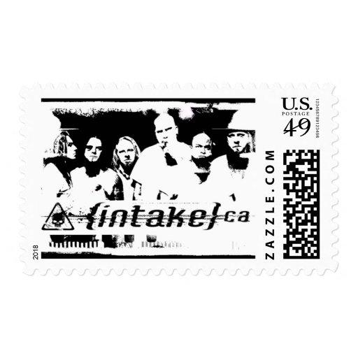 {intake}ca Postage Stamp