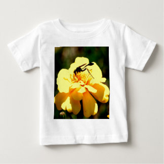 Intake Knowledge wisdom and sweet Bee flower Baby T-Shirt