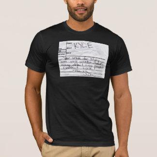 Intake note T-Shirt
