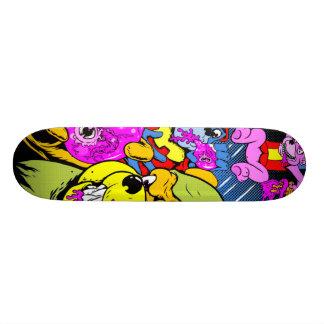 Integral Apparel Skateboard Deck