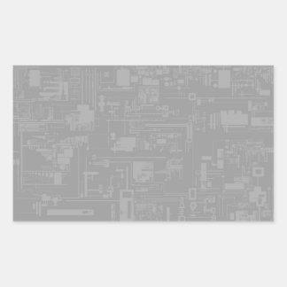 Integrate 1.0 Grey Sticker