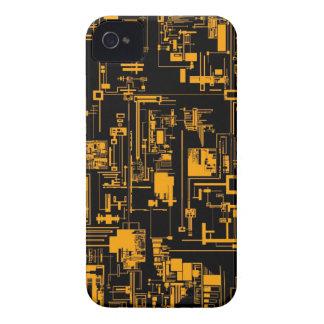 Integrate 1.0 Orange Case for Blackberry