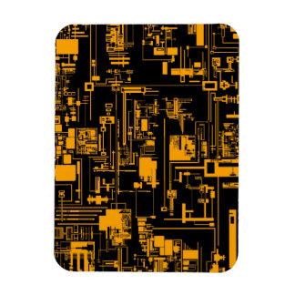 Integrate 1.0 Orange Premium Magnet