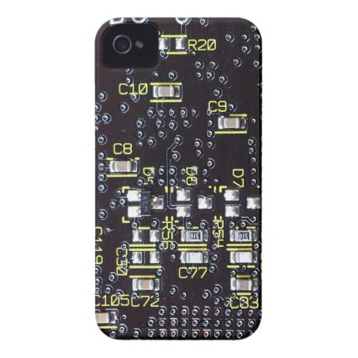Integrated Circuit Board Blackberry Bold Case-Mate