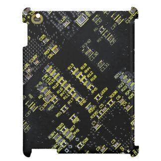 Integrated Circuit Board iPad Case