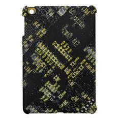 Integrated Circuit Board Ipad Mini Case at Zazzle
