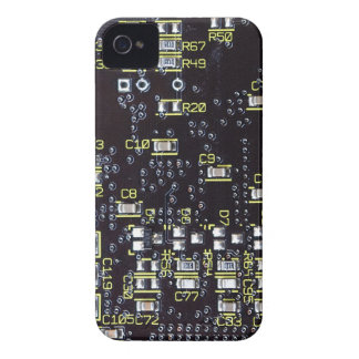 Integrated Circuit Board iPhone 4/4S Barely There iPhone 4 Case-Mate Case