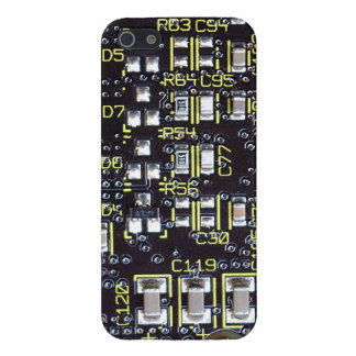 Integrated Circuit Board iPhone 5 Case