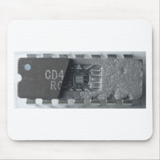 Integrated Circuit Chip Mousepads