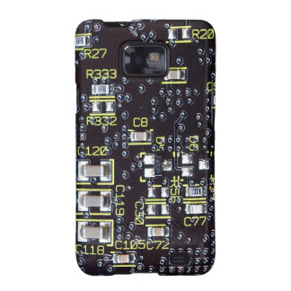 Integrated Circuit Samsung Galaxy S2 Case