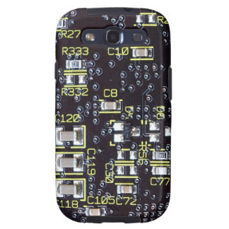 Integrated Circuit Samsung Galaxy S3 Case