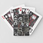 Integrated Circuits Card Decks