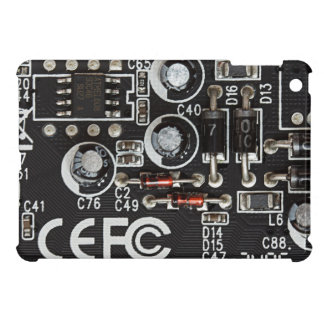 Integrated Circuits Case For The iPad Mini