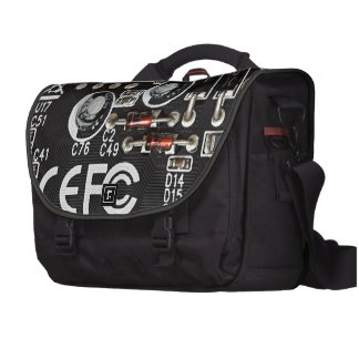 Integrated Circuits Commuter Bags