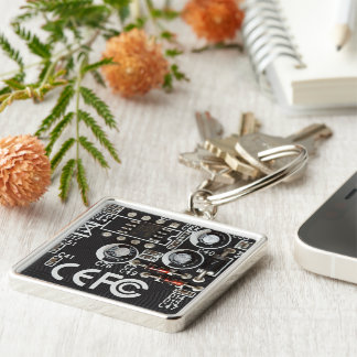 Integrated Circuits Key Chains