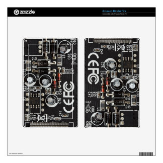 Integrated Circuits Kindle Fire Skin