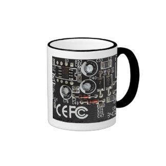 Integrated Circuits Ringer Coffee Mug
