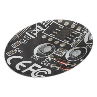 Integrated Circuits Party Plates