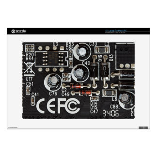 Integrated Circuits Skins For Laptops