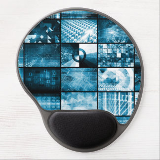 Integrated Management System Gel Mouse Pad