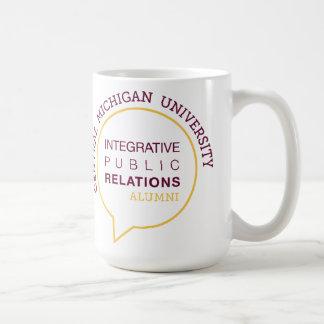Integrative Public Relations conversation mug