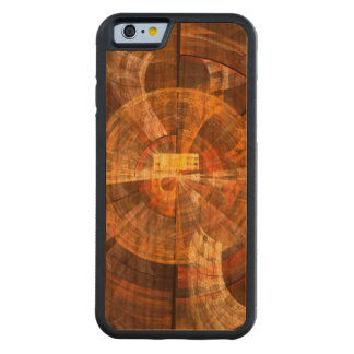 Integrity Abstract Art Carved Cherry iPhone 6 Bumper Case