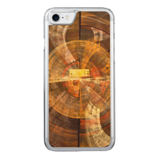Integrity Abstract Art Carved iPhone 7 Case