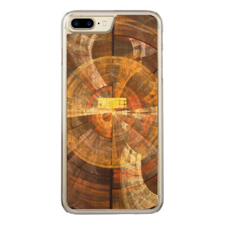 Integrity Abstract Art Carved iPhone 7 Plus Case