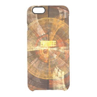 Integrity Abstract Art Clear iPhone 6/6S Case