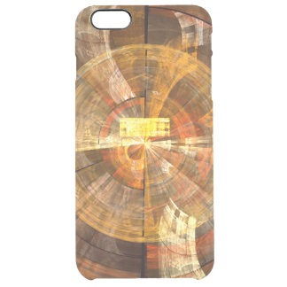 Integrity Abstract Art Clear iPhone 6 Plus Case