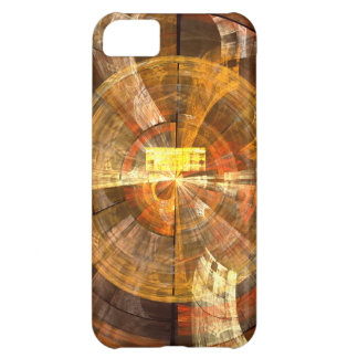 Integrity Abstract Art Cover For iPhone 5C