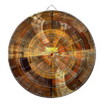 Integrity Abstract Art Dart Boards